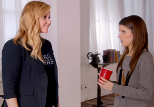 Anna Kendrick's #1 fan is Amy Schumer