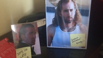 The World's Greatest Hotel Concierge Surprised A Guest With Nic Cage Pictures
