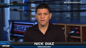 Coach Elaborates On Nick Diaz's Claim That Georges St-Pierre Drugged Him