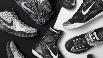 """Nike Introduces Sprawling """"Black History Month"""" Collection"""