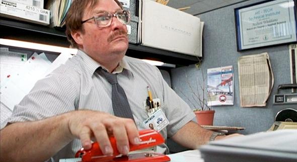 646 Stapler Milton S Red Stapler From Office Space Movie Swingline