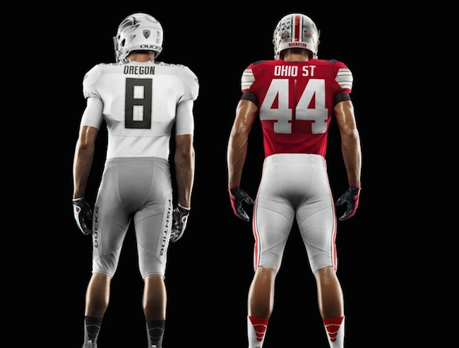 Oregon Ohio State Uniforms