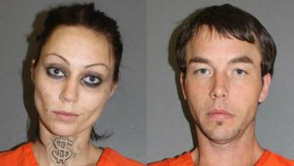This Lovely Couple Thought They Were Trapped In An Unlocked Closet Filled With Their Own Poop ForDays
