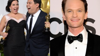 'Frozen's' 'Let It Go' songwriters to pen Neil Patrick Harris' Oscars opening number