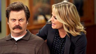 Review: 'Parks and Recreation' – 'William Henry Harrison/Leslie & Ron'