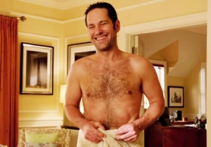 These Paul Rudd Movie Outtakes Will Give You A New Appreciation For His Ability To Improv Genitalia Jokes