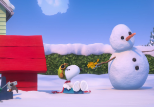 Good Grief: The Official Trailer For The 'Peanuts' Movie Has Dropped