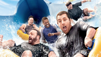 These Lunatics Watched 'Grown Ups 2' Every Monday For An Entire Year