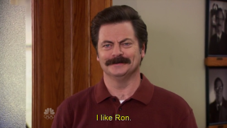 How Gary Sinise And 'CSI: New York' Are Responsible For The Creation Of Ron Swanson