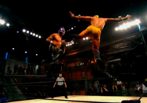 The Over/Under On Lucha Underground Episode 10: A Mask Of Your Own Blood