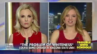 Fox News Is Freaking Out About The 'Problem Of Whiteness' Course Being Taught At ASU