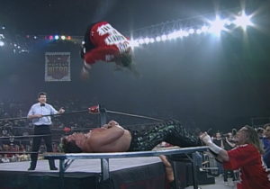 The Best And Worst Of WCW Monday Nitro 1/15/96: The Detente Of Doom