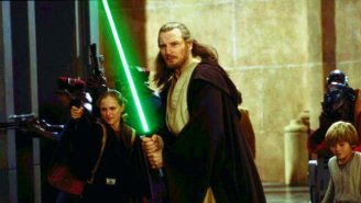 Liam Neeson Says He Would Totally Be Down To Be In 'Star Wars' Again