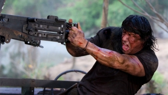 Sylvester Stallone Confirmed He's Returning For 'Rambo: Last Blood'