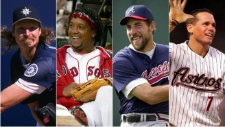 Randy Johnson, Pedro Martinez, John Smoltz, And Craig Biggio Have Been Elected To Baseball's Hall Of Fame