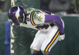 Remembering The Time Randy Moss Fake-Mooned The Crowd At Lambeau Field And How Joe Buck Lost His Mind