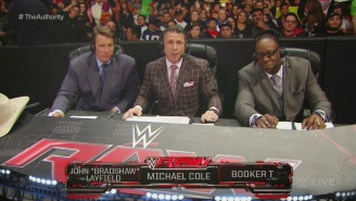 Booker T Is Permanently Replacing Jerry Lawler On Raw