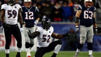 Ray Lewis: 'The Only Reason We Know Who Tom Brady Is, Because Of A Tuck Rule.'