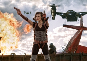 Milla Jovovich Says The Final 'Resident Evil' Movie Will Begin Shooting In August