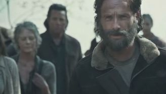The New Season 5 Trailer For 'The Walking Dead' Is All About 'Surviving Together'