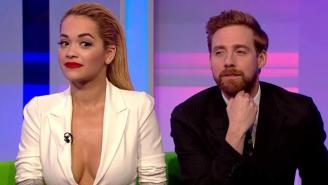 Hundreds Of Boring People Complained To BBC About Rita Ora's Boobs