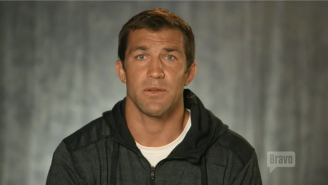 Top UFC Fighter Luke Rockhold Asked A Terribly Inappropriate Question To A Contestant On 'Millionaire Matchmaker'