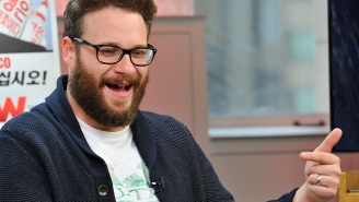 Seth Rogen Took To Twitter To Explain His Controversial 'American Sniper' Comments