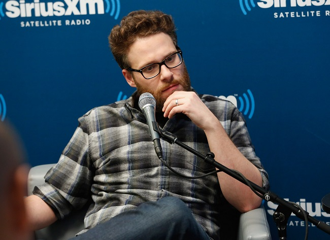 "SiriusXM's ""Town Hall"" With Seth Rogen And James Franco Hosted By Lisa Lampinelli On SiriusXM's Entertainment Weekly Radio Channel"