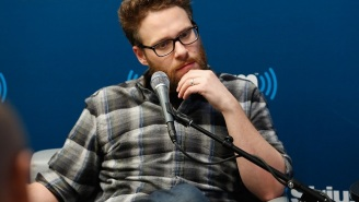 Seth Rogen Compares 'American Sniper' To Fictional Nazi Propaganda, Twitter Responds
