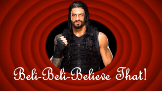 Watch 'Looney Reigns,' The Ultimate Mash-Up Of Bad Roman Reigns Promos