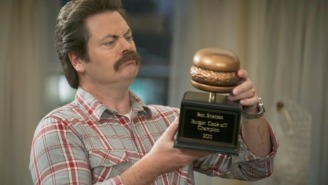 Ron Swanson Food Moments That Will Make You Embarrassed To Know A Vegetarian