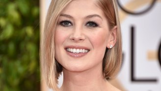Rosamund Pike wishes Carrie Coon and Kim Dickens were also nominated for 'Gone Girl'