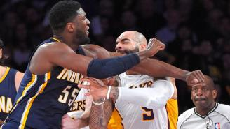 Here's Carlos Boozer Calling Out Roy Hibbert For His Faux Toughness