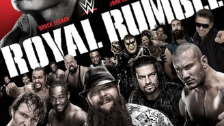 WWE Royal Rumble 2015 Open Discussion Thread