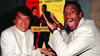CBS Has Ordered A 'Rush Hour' TV Pilot Based On The Movies