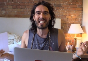 Russell Brand's amazing rant on Fox News' hate-mongering is a must-watch