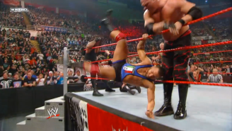 A Very Tossable Ranking Of The 15 Saddest Performances In Royal Rumble History