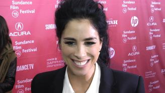 Sarah Silverman: 'I don't blame anybody for any lack of women's parts other than women'