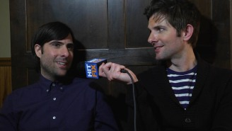 Jason Schwartzman, Adam Scott & preferred terms for penis: On 'The Overnight'