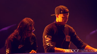 Skrillex And Diplo Joined Forces For An Insane Madison Square Garden New Year's Eve Party