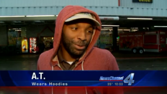 Oklahoma Is Attempting To Make It Illegal To Wear A Hooded Sweatshirt In Public