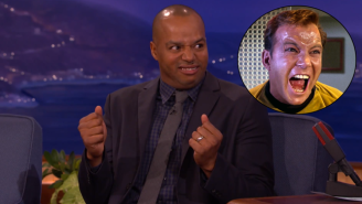 Donald Faison Just Ruined His Geek Credibility By Saying 'Star Trek' Is Really Lame