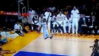 Video: Ronnie Price Air Balls Breakaway Dunk Attempt
