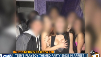 Chill Dad Arrested After Throwing Playboy Party For Teen Daughter And All Her Friends