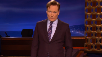 Here's Conan O'Brien's Poignant Statement On The Charlie Hebdo Attacks In France