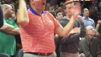 Video: Watch Clippers Owner Steve Ballmer Spasm To Fergie