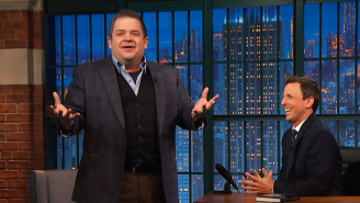 Patton Oswalt's Worst Bombing Story Involves A Heckler And A Whole Lot Of Snot