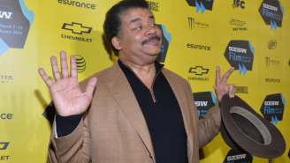 Check Out Neil deGrasse Tyson From His Days As A Badass Former Amateur Wrestler