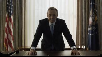 Watch Netflix's Intense 'House Of Cards' Season Three Trailer