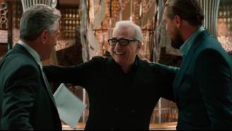 Martin Scorsese, Robert De Niro, And Leonardo DiCaprio Finally Made A (Fake) Movie Together